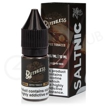 Coffee Tobacco Nic Salt E-Liquid by Ruthless
