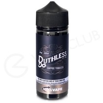 Coffee Tobacco Shortfill E-Liquid by Ruthless