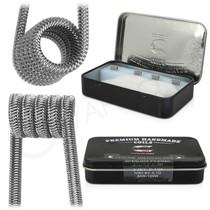 Coilology Interlock Framed Staple Alien Sandvik NI80 Premade Coils