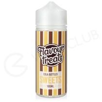 Cola Bottle Shortfill E-Liquid by Flavour Treats Sweets 100ml