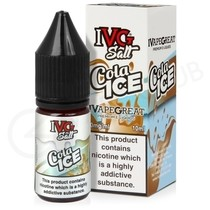 Cola Ice Nic Salt E-Liquid by IVG