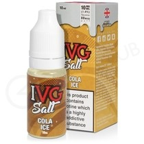 Cola Ice Salt E-Liquid by IVG