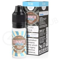 Cola Ice Nic Salt E-Liquid by Dinner Lady Summer Holidays