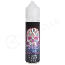 Cold Blooded Shortfill E-Liquid by Pure Evil 50ml