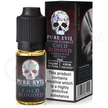 Cold Blooded eLiquid by Pure Evil
