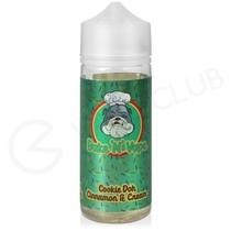 Cookie Doh Cinnamon & Cream Shortfill E-Liquid by Bake N Vape 100ml