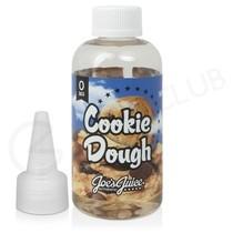Cookie Dough Shortfill E-Liquid by Joe's Juice 200ml