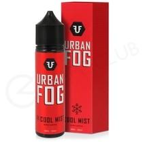 Cool Mist Shortfill E-Liquid by Urban Fog 50ml