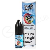 Cornish Cream Tea E-Liquid by Cornish Liquids