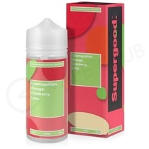Cosmopolitan Shortfill E-Liquid by Supergood 100ml