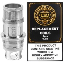 Council Of Vapor Voyager Replacement Coils