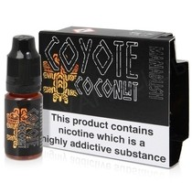 Coyote Coconut E-Liquid by Manabush