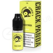 Crack Panda Nic Salt E-Liquid by Button Junkie