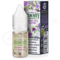 Cranberry, Apple & Raspberry Nic Salt E-liquid by Ohm Boy Volume II