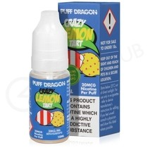 Crazy Lemon Tart eLiquid by Puff Dragon
