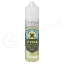 Cream Soda Shortfill E-Liquid by Fizzle Juice 50ml