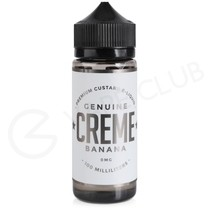 Creme Banana eLiquid by Genuine Creme 100ml