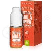 Critical Mala CBD eLiquid by Harmony Originals