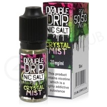 Crystal Mist Nic Salt eLiquid by Double Drip