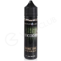 DaVinci Code eLiquid by Decoded 50ml