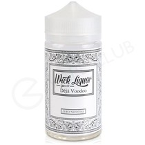 Deja Voodoo Juggernaut Shortfill E-liquid by Wick Liquor 150ml