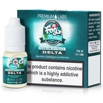 Delta eLiquid by Dr. Fog's M Series
