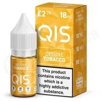 Deluxe Tobacco E-Liquid by QIS