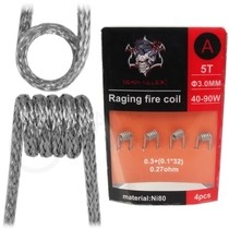Demon Killer Raging Fire Premade Coils