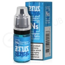 NS20 Dimpleberry Nic Salt E-liquid by Zeus Juice