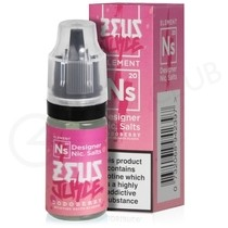 NS20 Dodoberry Nic Salt eLiquid by Zeus Juice