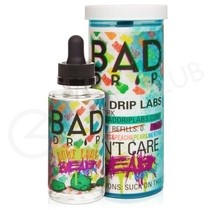 Don't Care Bear Iced Out Shortfill by Bad Drip Labs 50ml