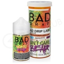 Don't Care Bear Shortfill by Bad Drip Labs 50ml