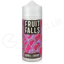 Double Cherry Shortfill E-Liquid by Fruit Falls 100ml