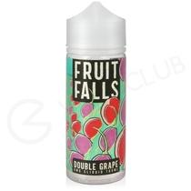 Double Grape Shortfill E-Liquid by Fruit Falls 100ml