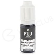 Drama Queen E-Liquid by The Fuu Original Silver