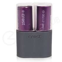 Efest Double Vape Battery Case 20700 / 21700