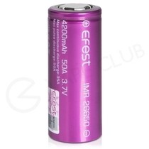 Efest IMR 26650 Rechargeable Vape Battery (4200mah 20A)