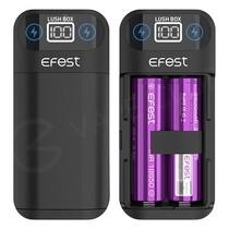 Efest Lush Box Charger & Power Bank