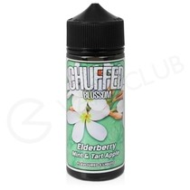 Elderberry Mint & Tart Apple Shortfill E-Liquid by Chuffed Blossom 100ml
