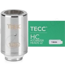 TECC HC 1.6 Ohm Replacement Coils