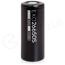 EXOCELL 26650S Rechargeable Vape Battery