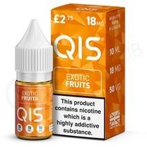Exotic Fruits E-Liquid by QIS