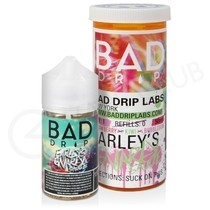 Farley's Gnarly Sauce Shortfill E-Liquid by Bad Drip Labs 50ml