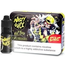 Fat Boy E-Liquid by Nasty Juice
