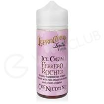 Ferrero Rocher Shortfill E-Liquid by Leprechaun Liquids Ice Cream 100ml