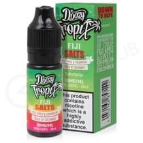 Fiji Nic Salt E-Liquid by Doozy Tropix