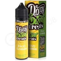 Fizzy Lemon Shortfill E-liquid by Doozy Vape Co Sweet Treats 50ml