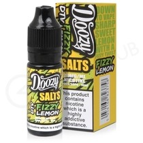 Fizzy Lemon Nic Salt E-liquid by Doozy Salts