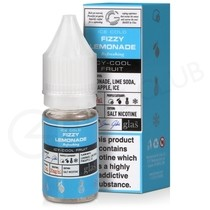 Fizzy Lemonade Nic Salt eLiquid by Glas Basix