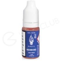 Freedom Juice High PG E-Liquid By Purity